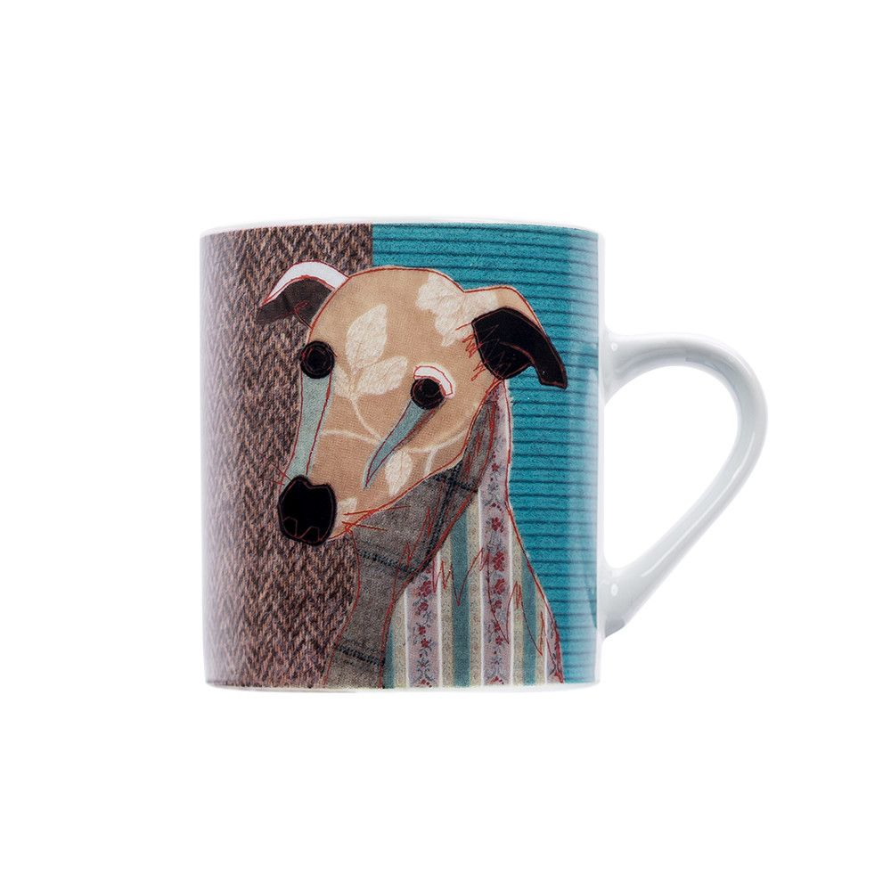 Discover+the+Magpie+Poochies+Mug+-+Mr+Whippet+at+Amara