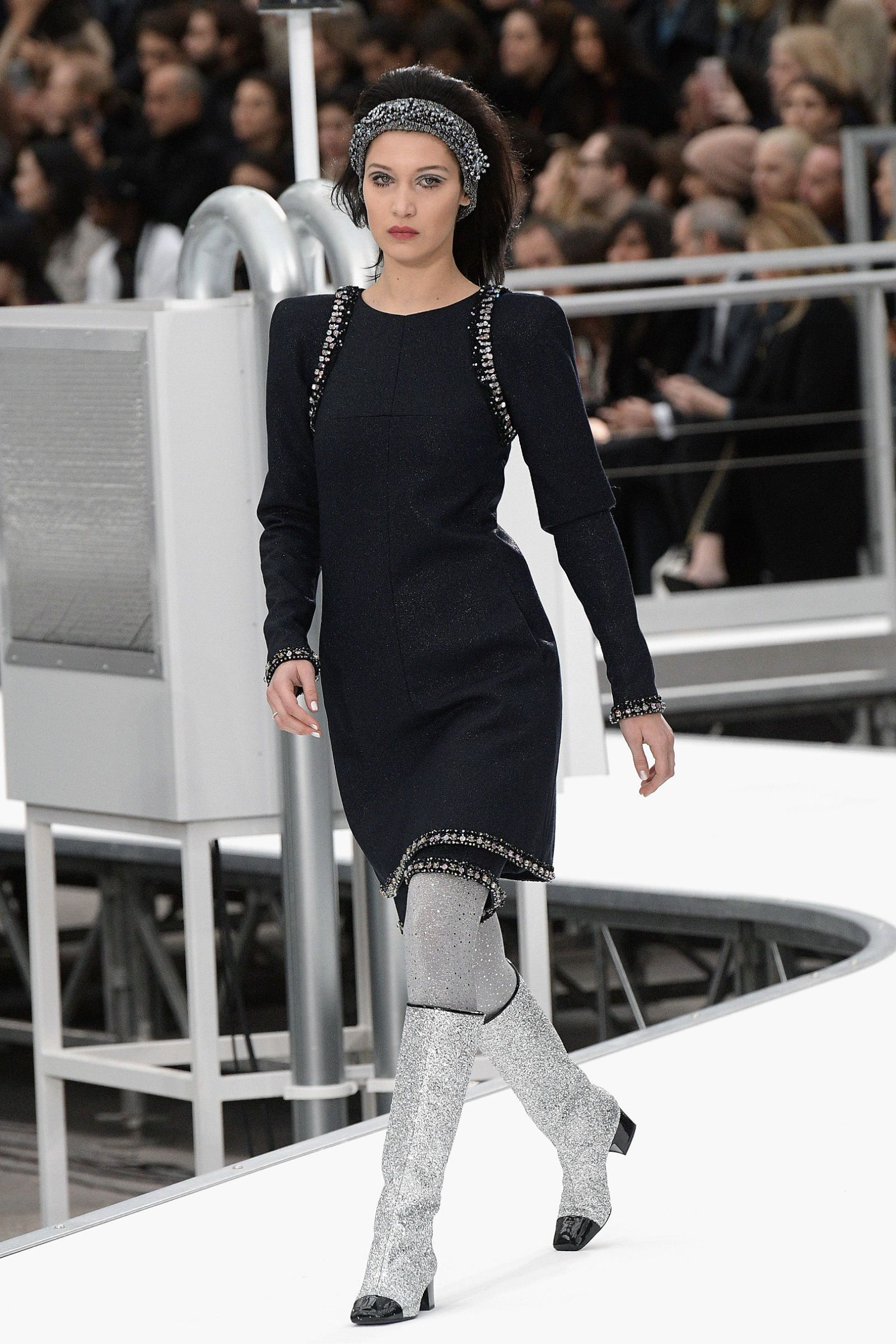 Chanel Blasts Off Into Outer Space
