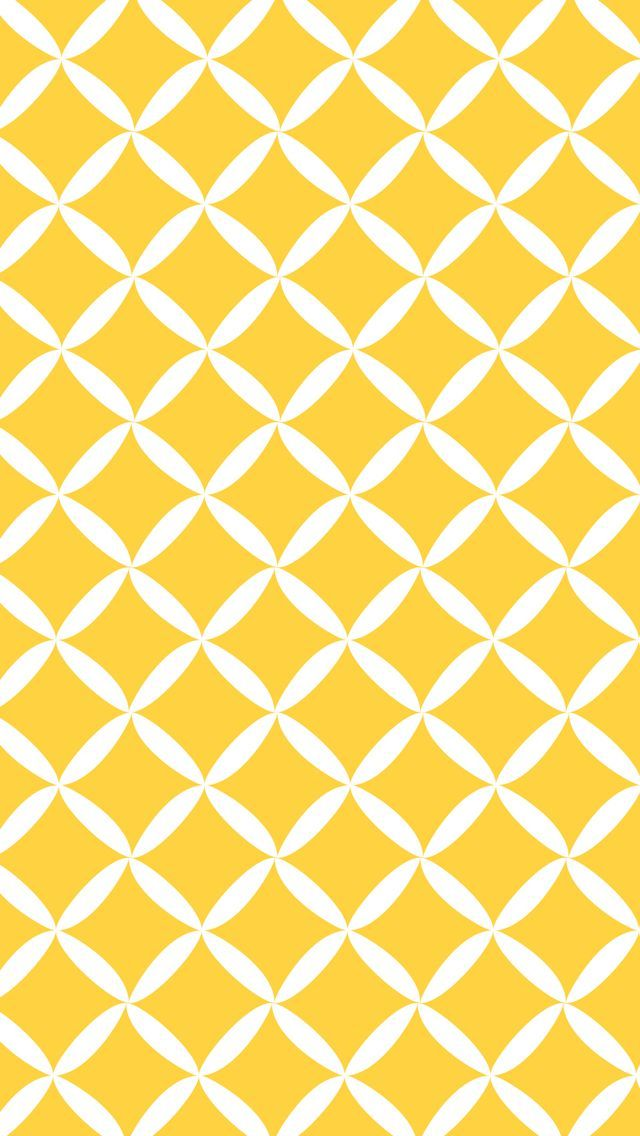 Iphone 5 Wallpaper Diamond Pattern Yellow Home In 2019