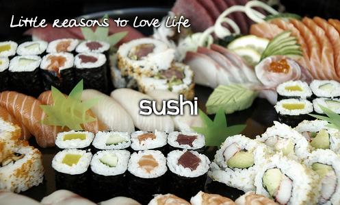 .sushiiiii!
