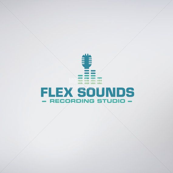 Music Studio Logo Template Greetingsthis Is A Premium And