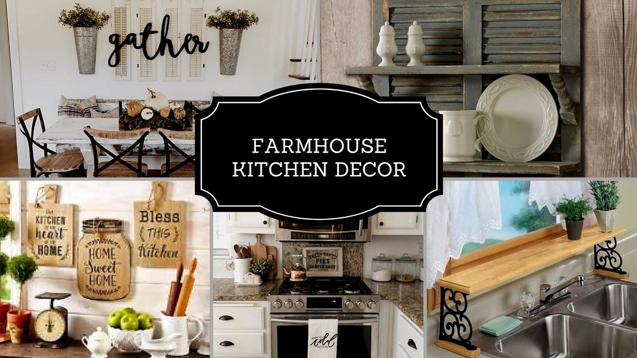 ??DIY Kitchen Decor / Coffee StationFarmhouse Kitchen