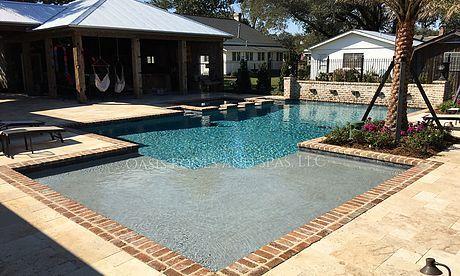 Oasis Pools And Spas Llc New Orleans Oasis Pool Pool Building A Pool