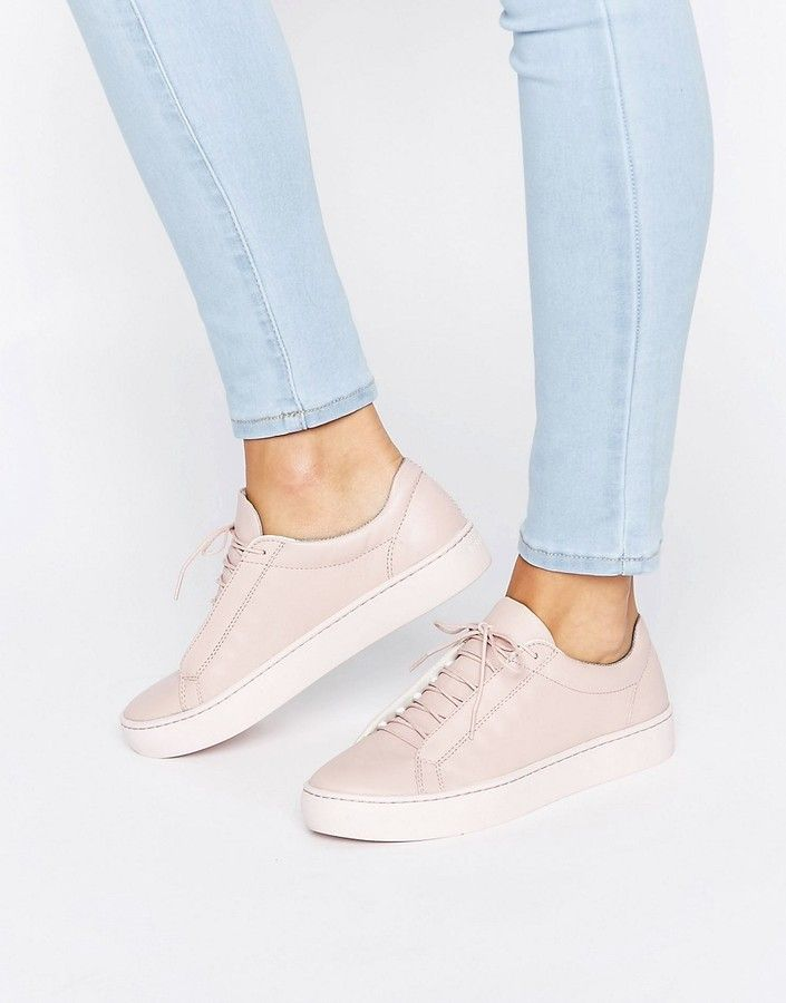 buy cheap clearance Vagabond Jessie Pink Suede Colourdrench Trainers sale Inexpensive iLfQJ