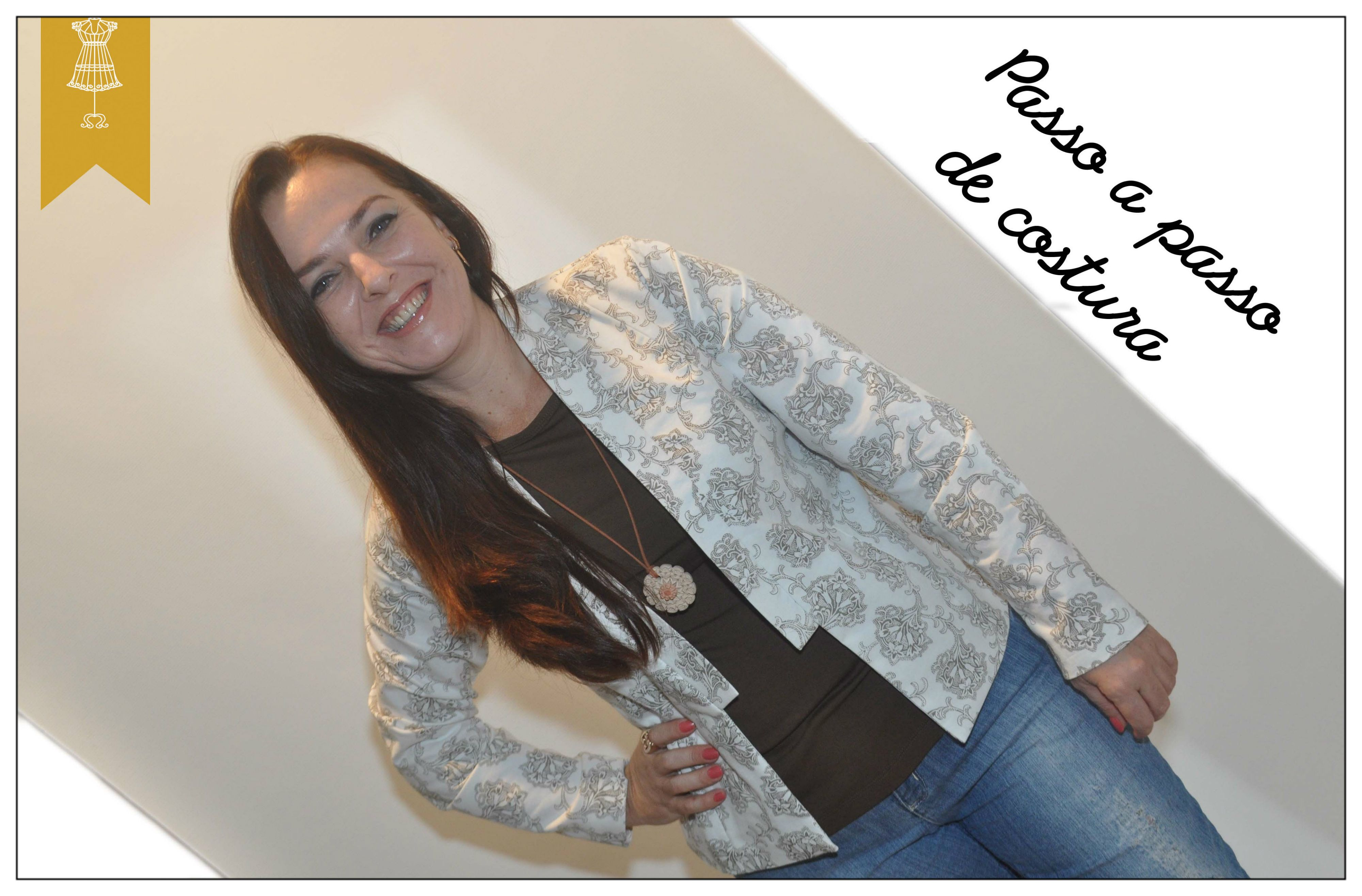Blazer Feminino! http://blog.ateliedemoldes.com.br/p/passo-passo-de-costura-shorts.html