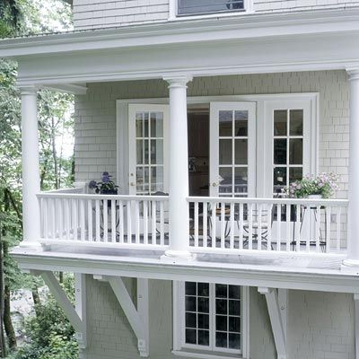 Make Over Your Porch With These 22 Creative Updates Porch And Balcony Guest Bedroom Remodel Small Bedroom Remodel