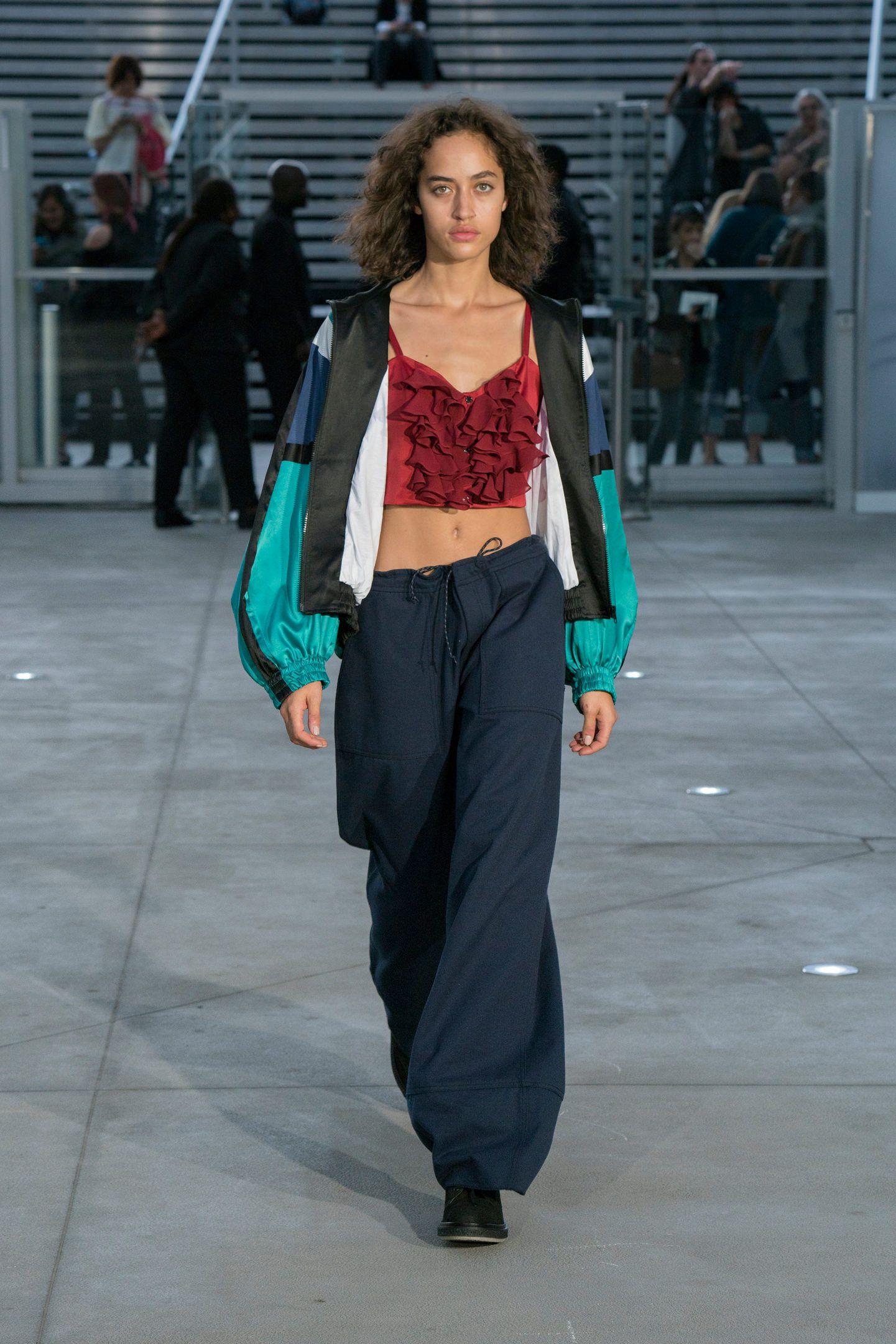 koche-ss17-57 | Fashion | Athleisure wear - Fashion ...