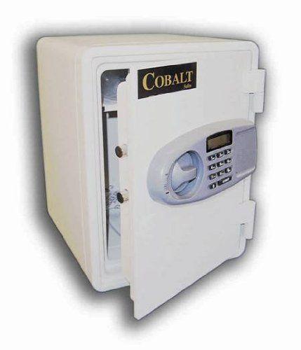 Cobalt Safes Small Digital Fireproof Home Safe