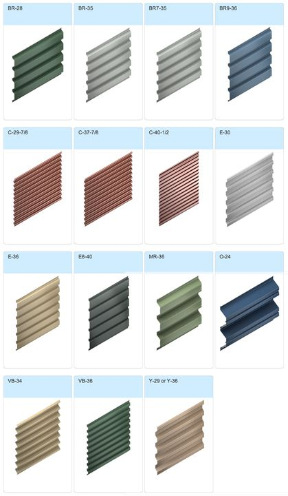 Best Metal Wall Roof Systems Exposed Fastner From Morin 400 x 300