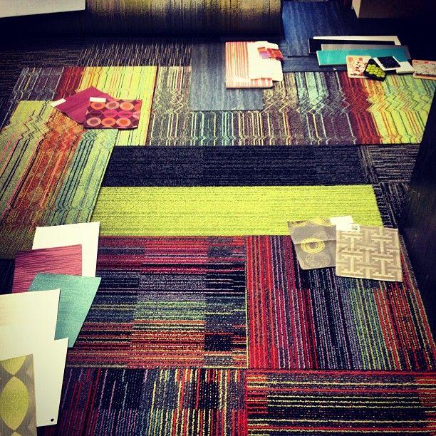 Corporate Breakroom Scheme Interface Quot Chenille Warp Quot And