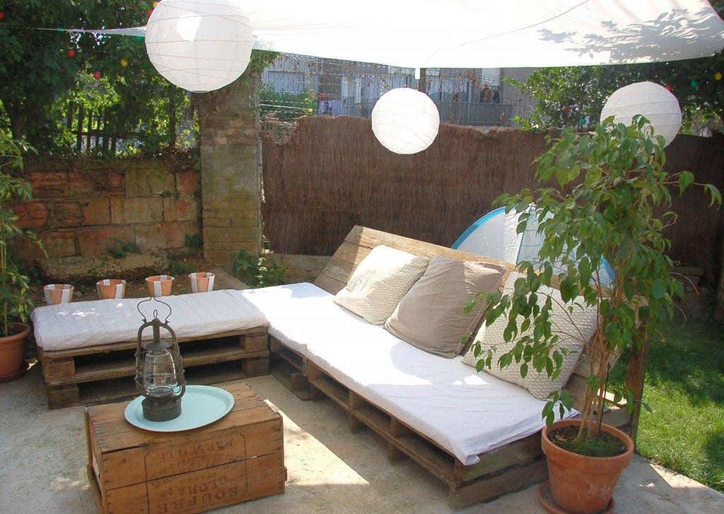 salon de jardin palette - Recherche Google | For the Home ...