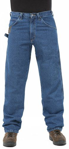 998130a9 RIGGS WORKWEAR by Wrangler Men's Big and Tall Work Horse Jean ...
