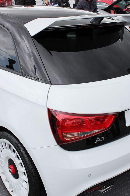 Audi A1 Quattro Rear Audi A1 Quattro Audi A1 Audi