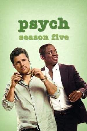 Psych Serie Stream