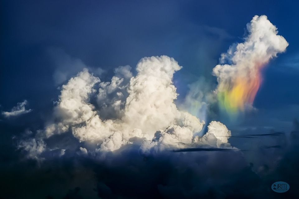 FIRE RAINBOW  THIS IS A FIRE RAINBOW - THE RAREST OF ALL NATURALLY OCCURRING…