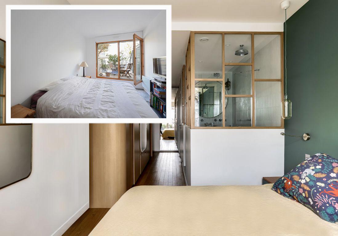 Relooking Appartement Avant Après avant/après : 15 chambres au relooking gagnant ! | relooking