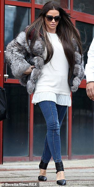 Former glamour model Katie Price is pictured leaving Bromley Magistrates' Court today after pleading not guilty to drink-driving #pinkrangerovers Former glamour model Katie Price is pictured leaving Bromley Magistrates' Court today after pleading not guilty to drink-driving #pinkrangerovers