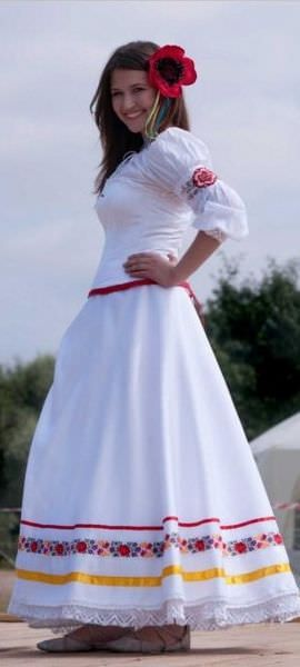 весільна сукня в українському стилі  1d4f73df1397c