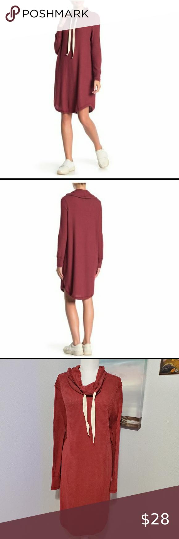 Susina Waffle Knit Dress Size Xlarge Knit Dress Waffle Knit Pullover Styling [ 1740 x 580 Pixel ]