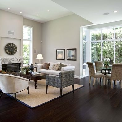 dark wood floor family room. Gray Tan Family Room Design  Pictures Remodel Decor And Ideas Page 2 Floor DesignDark Hardwood