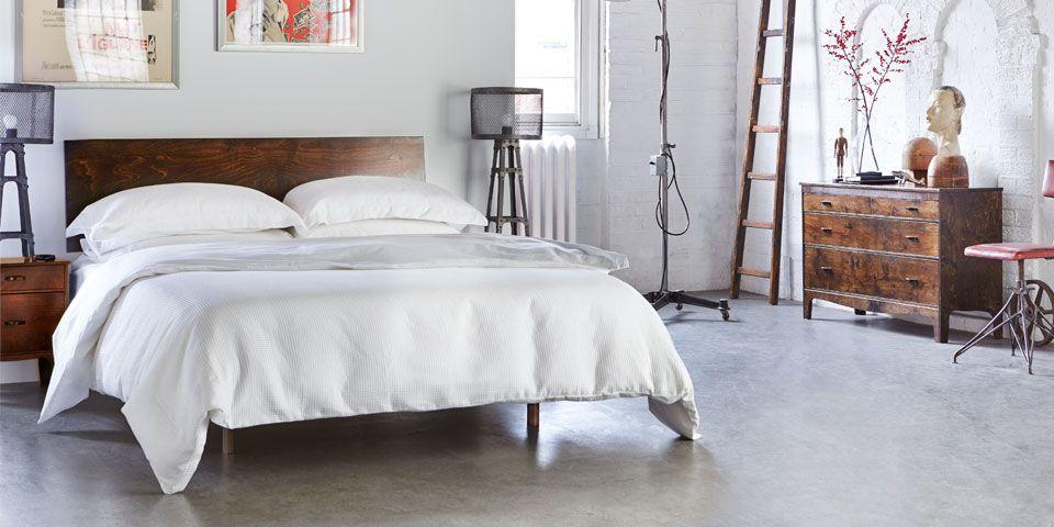 Borneo Bed Warren Evans For the bungalow Pinterest