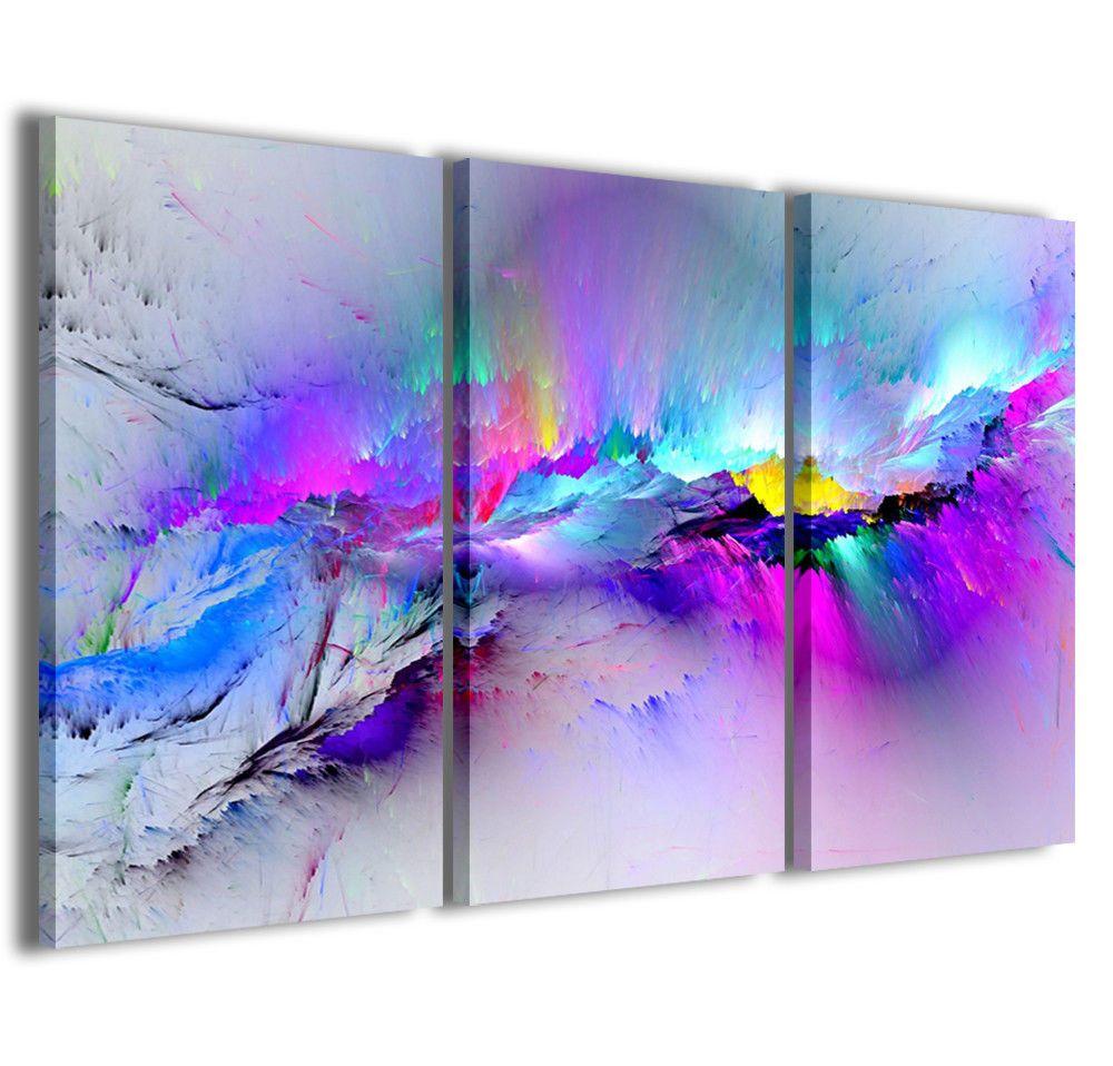 Quadri moderni modern abstract v stampe su for Arredamento artistico