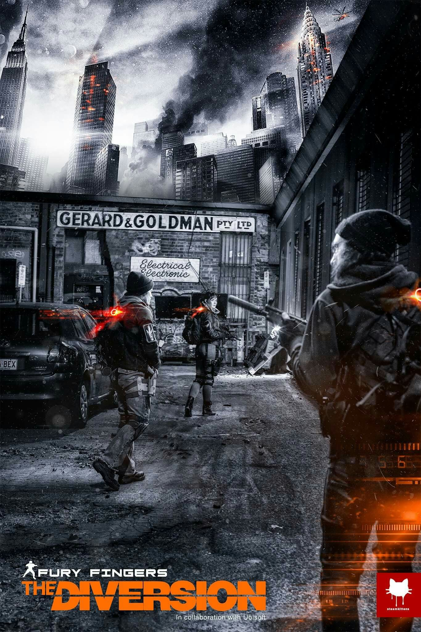 Ps4 Games Science Fiction : Pin by equest on the division cosplay in pinterest