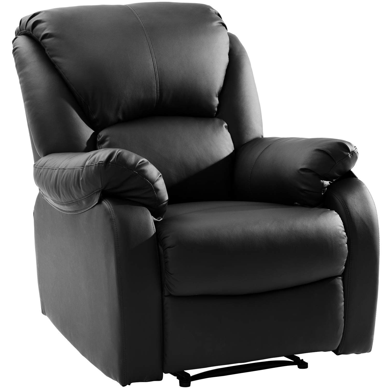 Modernluxe Relaxsessel Liegesessel Verstellbar Fernsehsessel Kinosessel Recliner Leder Sofa Sessel Mit Liegefunktion F R Wohnzimmer Home Lounge Recliner Chair