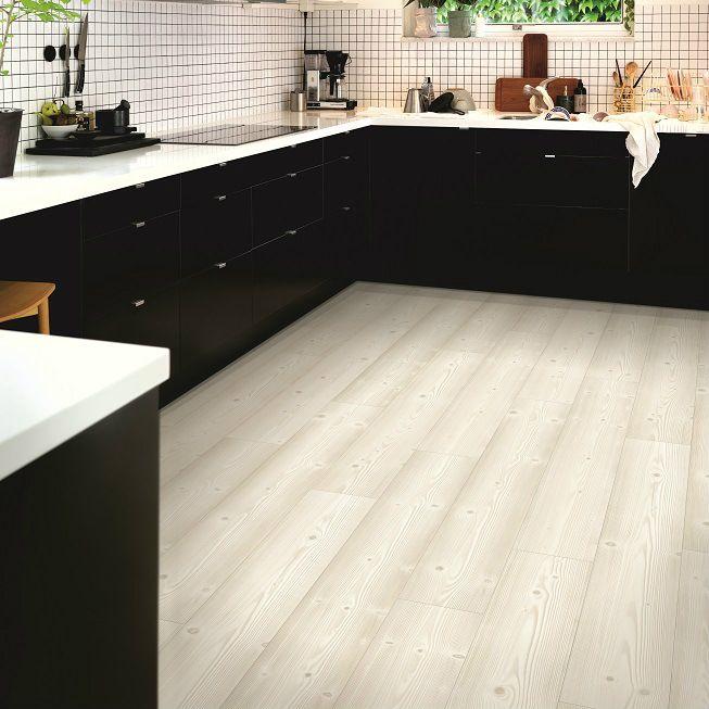 Laminate Flooring Pergo Sensation Brushed White Pine