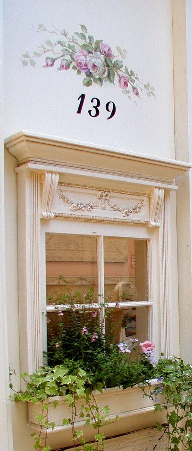 House box window design  details u flower box  window boxes  pinterest  vignettes flower