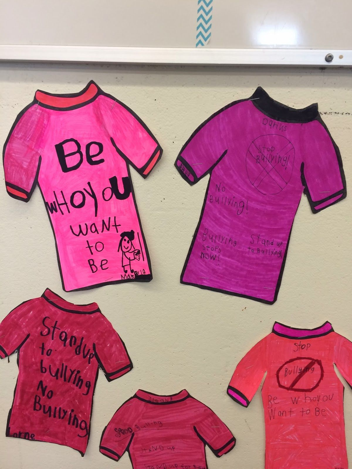 Great Ideas For Anti Bullying As Well As A School Visit