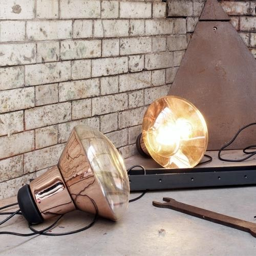 Tom Dickson Lighting Blow Light Floor Lamp Copper 600 Copper Lighting Lamp Creative Lighting Fixtures