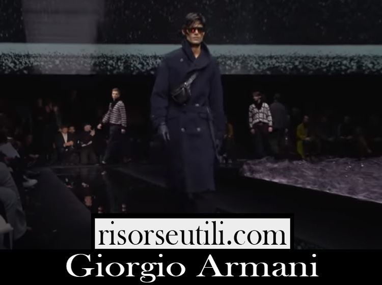 Catwalk Giorgio Armani fashion show F/W-2020-21 men where we notice beautiful previews. The craftsmanship of the brand has offered viable options for purchases! Catwalk Giorgio Armani fashion show Dear visitors today we talk about Giorgio Armani a brand followed by a large audience. So that the Giorgio Armani fashion show F/W-2020-21 are shown the latest trends expressed by the brand.   #catwalkGiorgioArmani #catwalkGiorgioArmanifashionshow #GiorgioArmani #GiorgioArmanifashionshow #GiorgioA