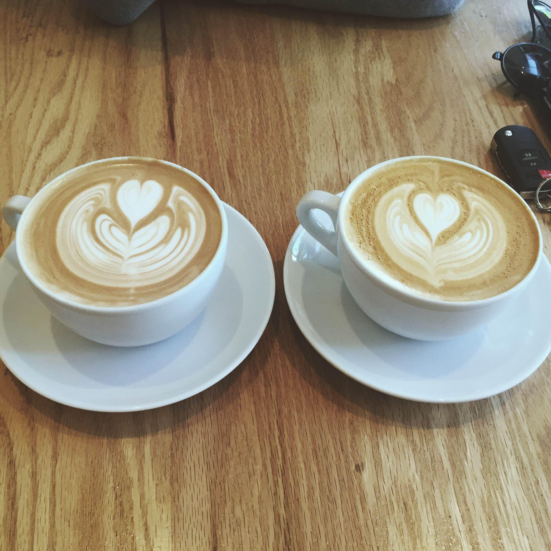 Best little coffee shops in sf