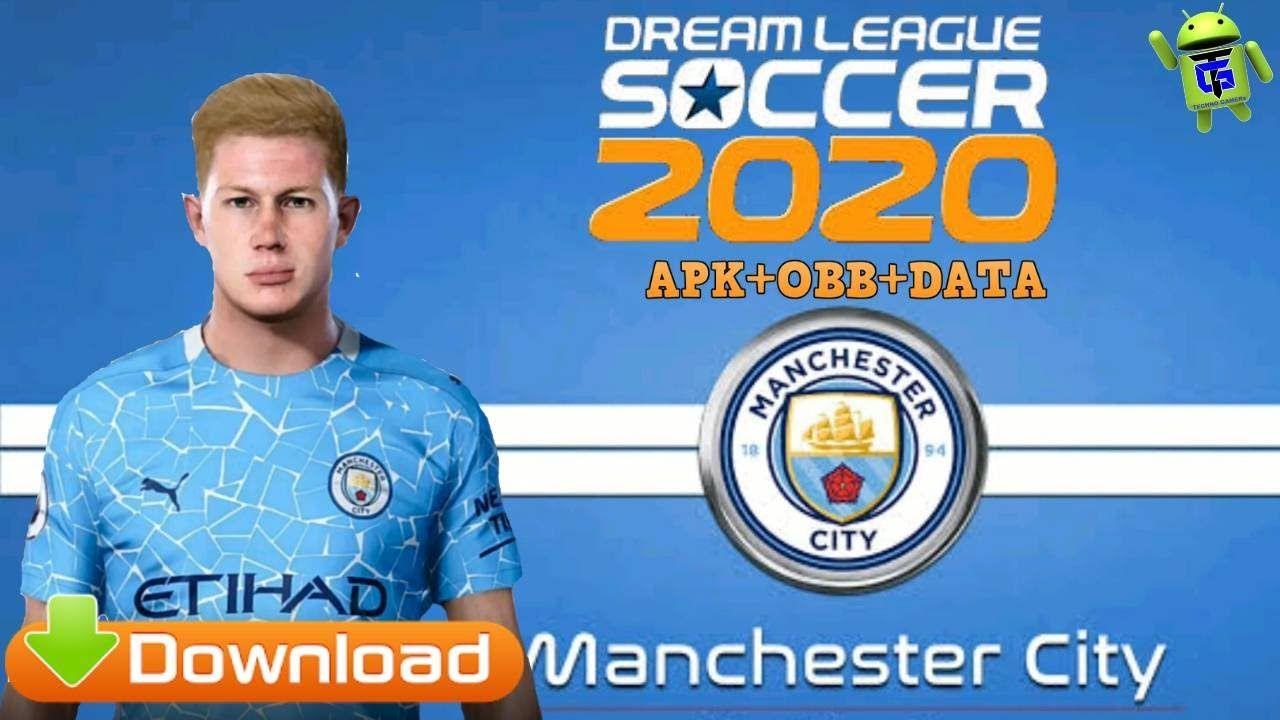 [DLS20] Dream League Soccer 2020 Mod APK Manchester City