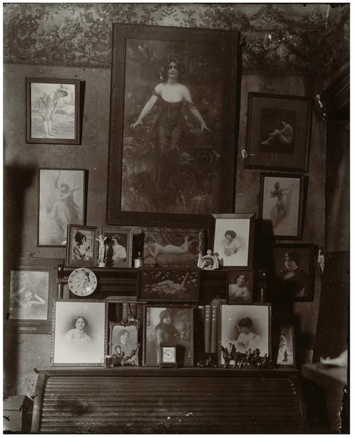 Storyville Portrait, c. 1912 E.J. Bellocq