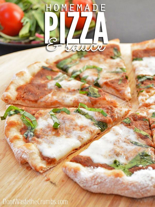 The Best Pizza Dough Recipe Dontwastethecrumbs Com Recipe Pizza Recipes Dough Homemade Pizza Homemade Pizza Dough