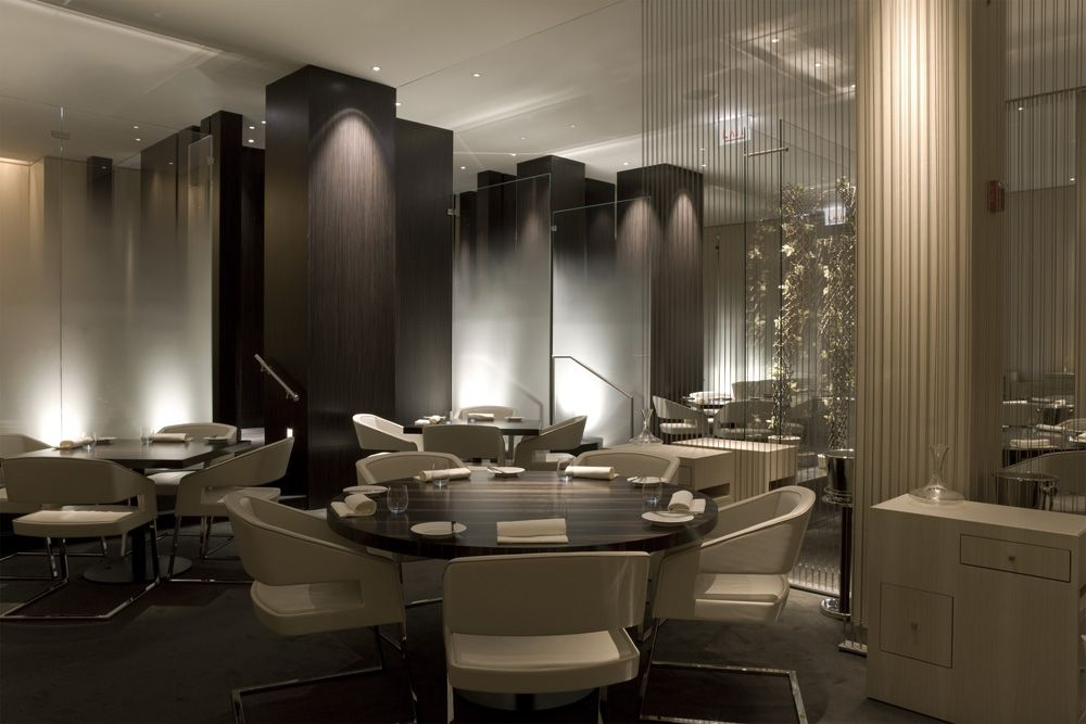 Best restaurant interior design ideas good contemporary for Best luxury interior designers