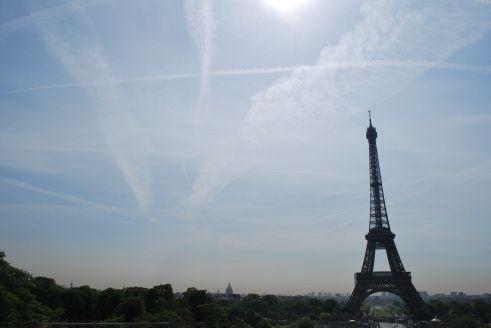 I'm missing Paris!