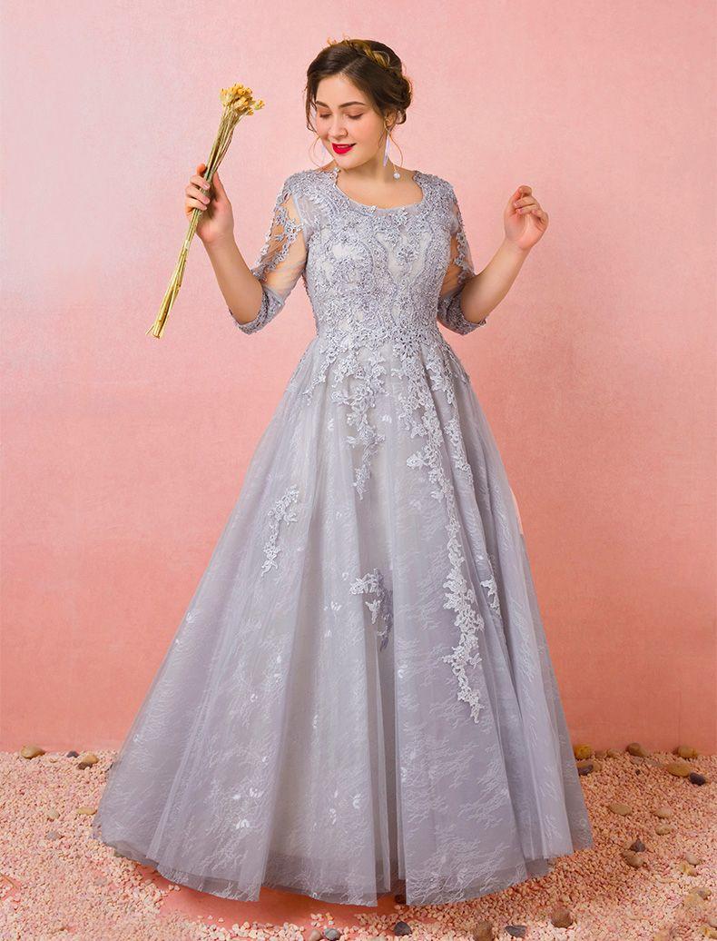 1940s Inspired Elegant Floral Lace Long Evening Prom School Formal Dress Dresses Floor Length Prom Dresses Evening Dresses Long [ 1036 x 790 Pixel ]