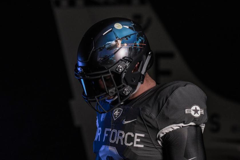 Air Force Academy Falcons 2018 Air Power Legacy Series