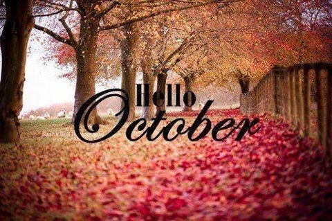 Hello October! Love What This Month Means And What It Feels And Looks Like.  Taking The Oneand2 #Fall4:8 Challenge And Changing The Way People See Tu2026