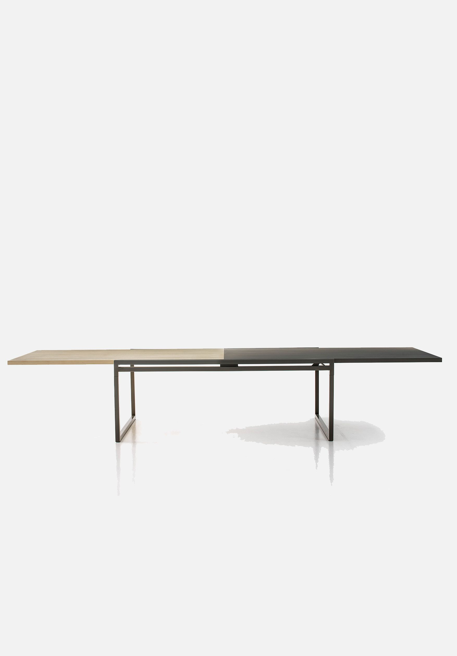Double extending table, Moroso | Communal Tables ...