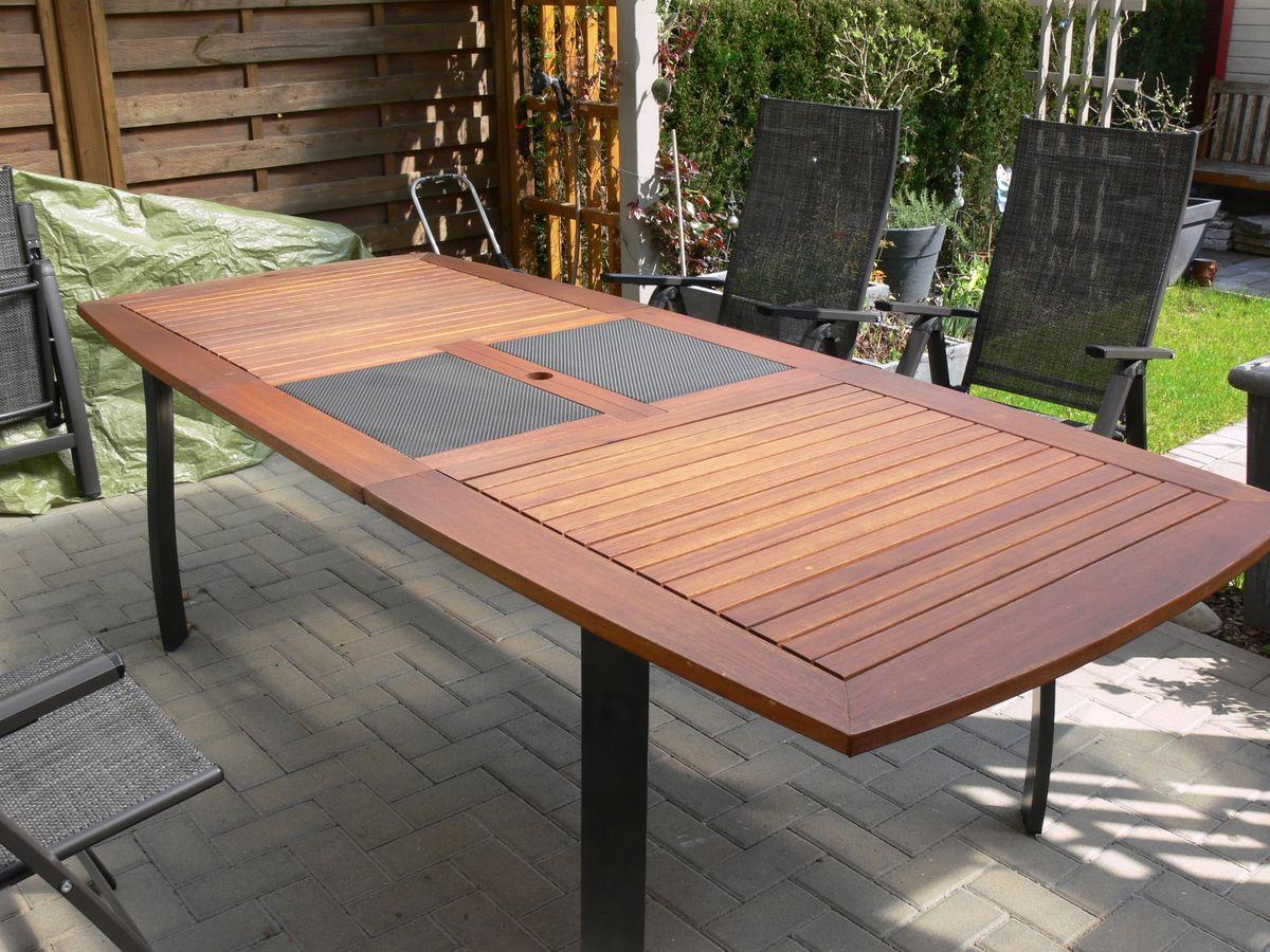 Outdoor Tisch Futura Ausziehbar Aluminium Outdoor Tisch Gartenmobel Tisch Gartenmobel Sets