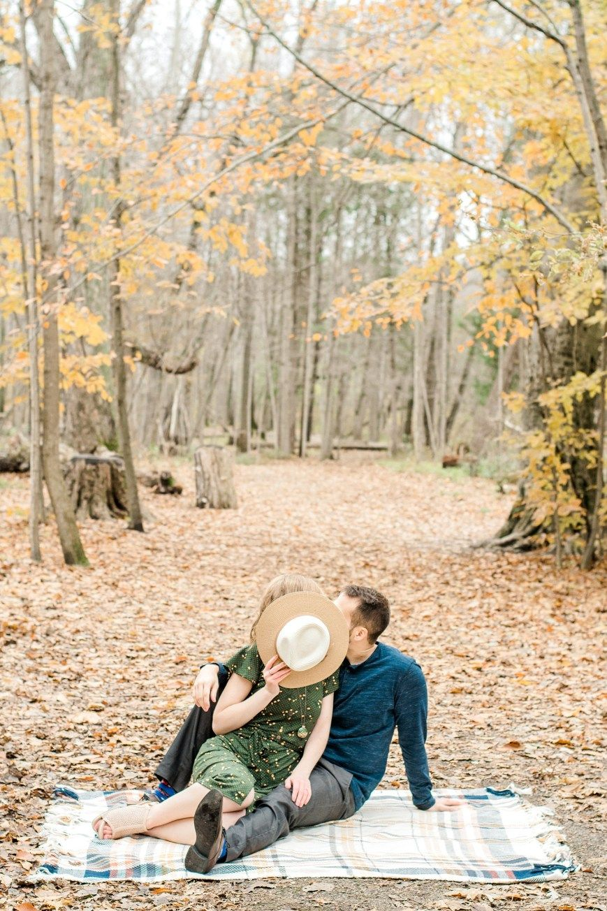 Brittany ethan surprise proposal ontario photography