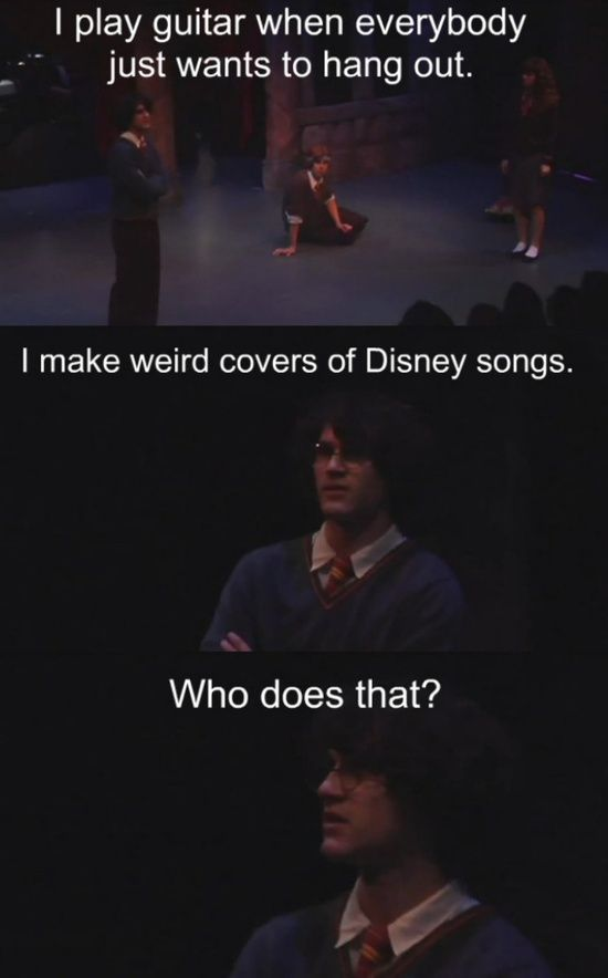 Pin By Bria Hayes On Starkid Starkid Very Potter Musical Harry Potter Musical