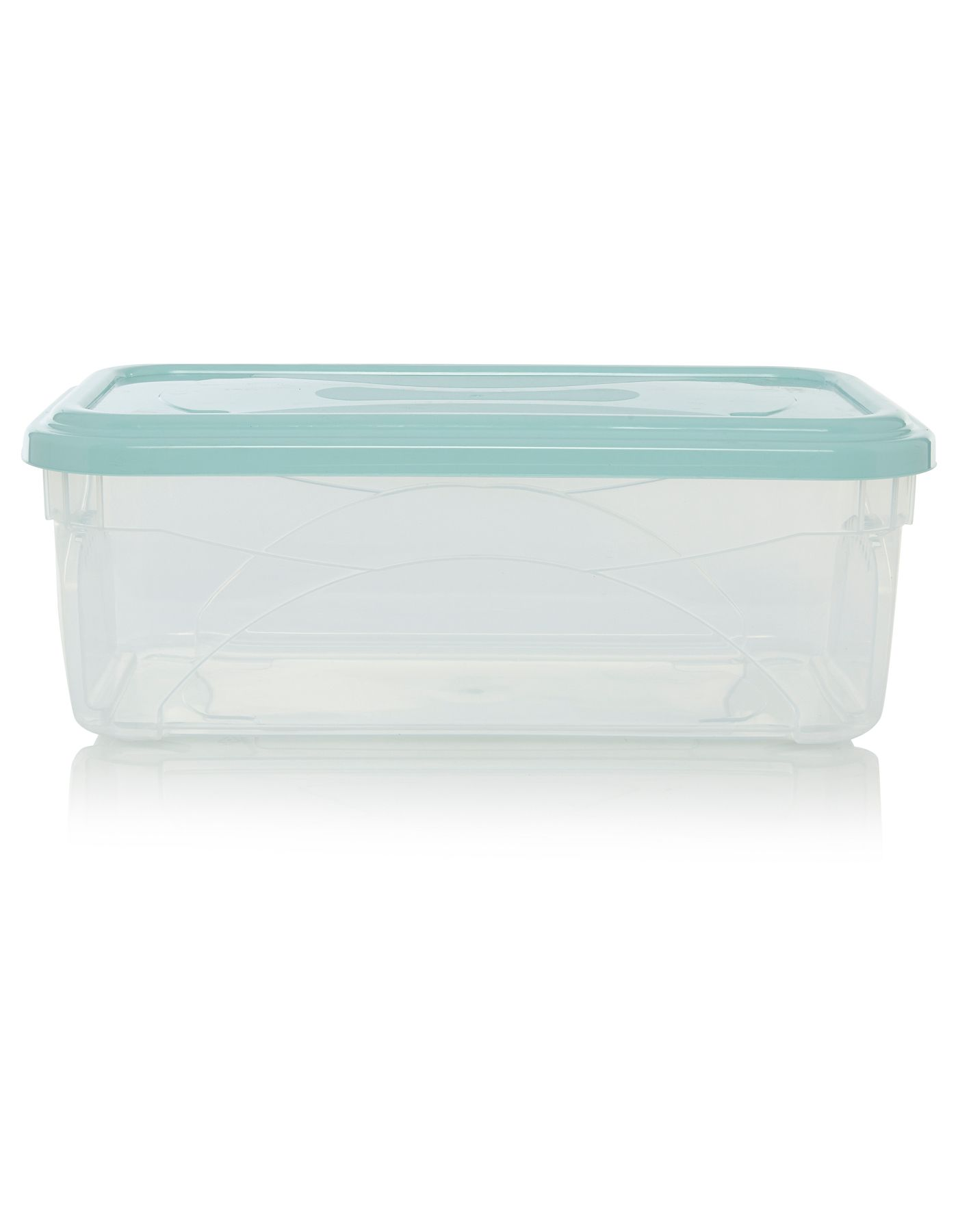 Food Storage Containers Asda Part - 24: ASDA 11L Shoe Storage Box U0026 Lid - Various Colours | Storage | ASDA Direct