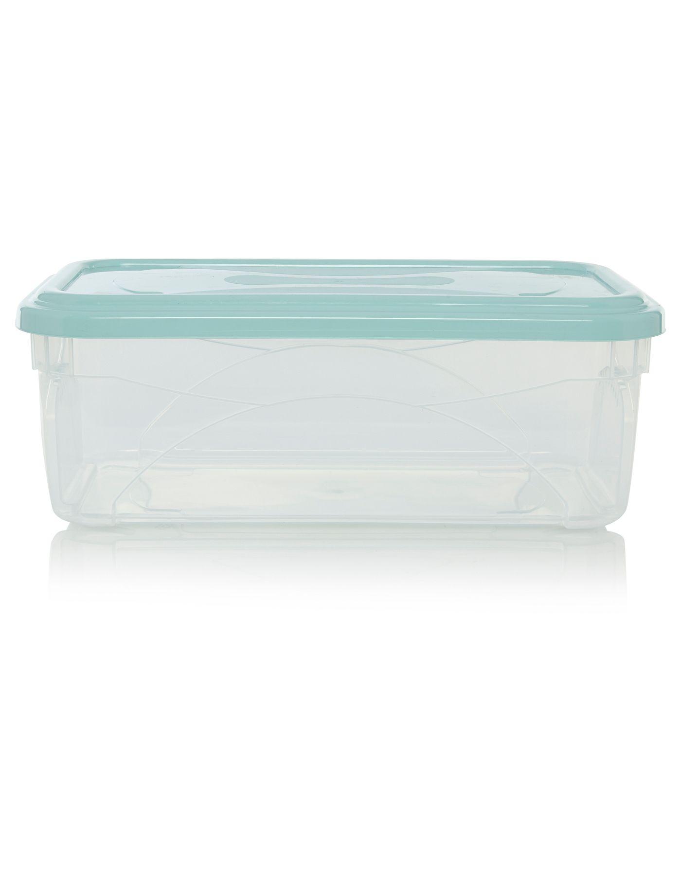 asda 11l shoe storage box lid various colours storage asda