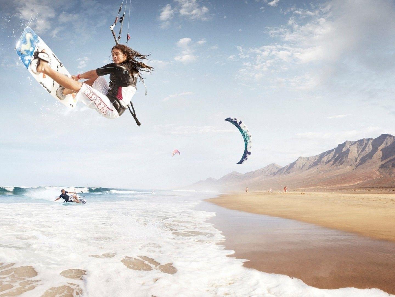 kitesurfing wallpapers free