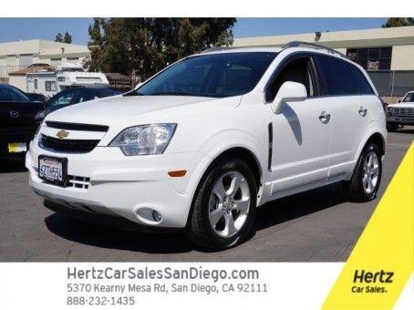 Used Cars San Diego 2013 Chevrolet Captiva Sport Ltz Http